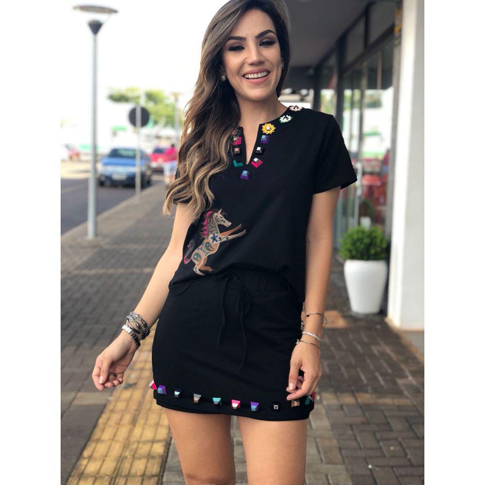 Shorts-Dani-Preto