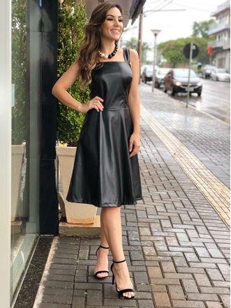 Vestido-Roman-preto