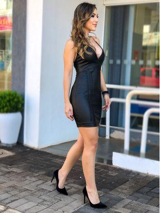 Vestido-Power-Black