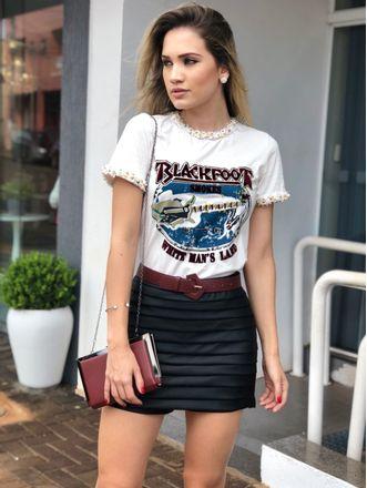 T-shirt-Blackfoot-Off