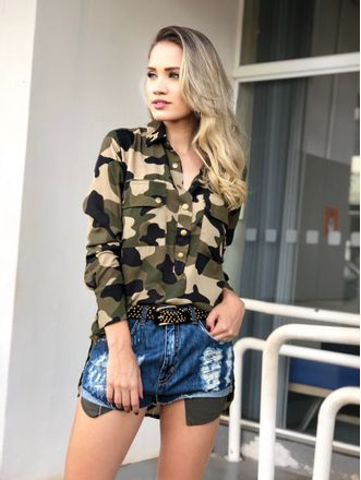 Camisa-Militar-Lara