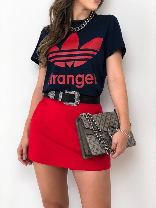 T-shirt-Stranger