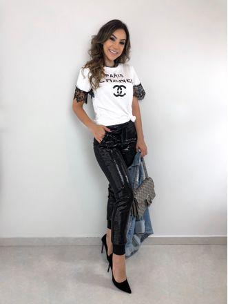 T-shirt-Paris-Chanel