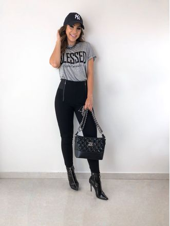 T-Shirt-Blessed-Mesclas