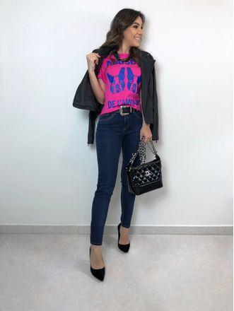 T-shirt-Maison-Pink