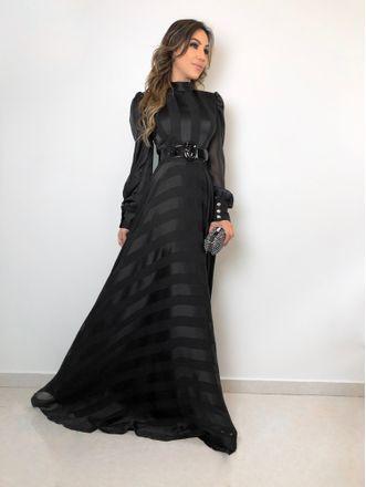 Vestido-Longo-Listrado-Vilma