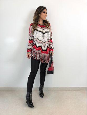 Poncho-Nayara-Vermelho
