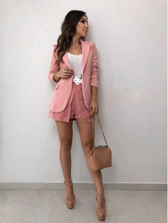 Blazer-Serena-Rose