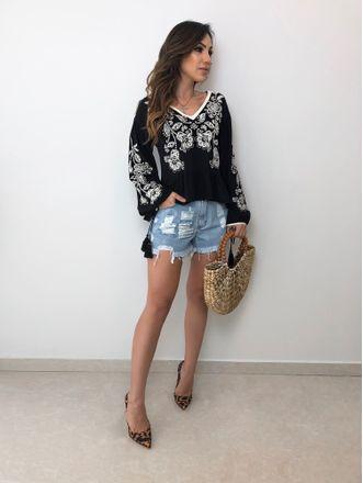 Shorts-Jeans-Confort