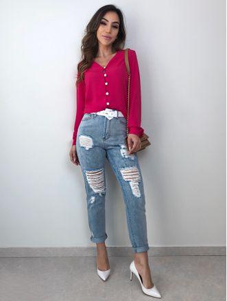 Camisa-Jennifer-Pink