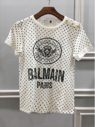 T-shirt-Balmain-Paris-Off
