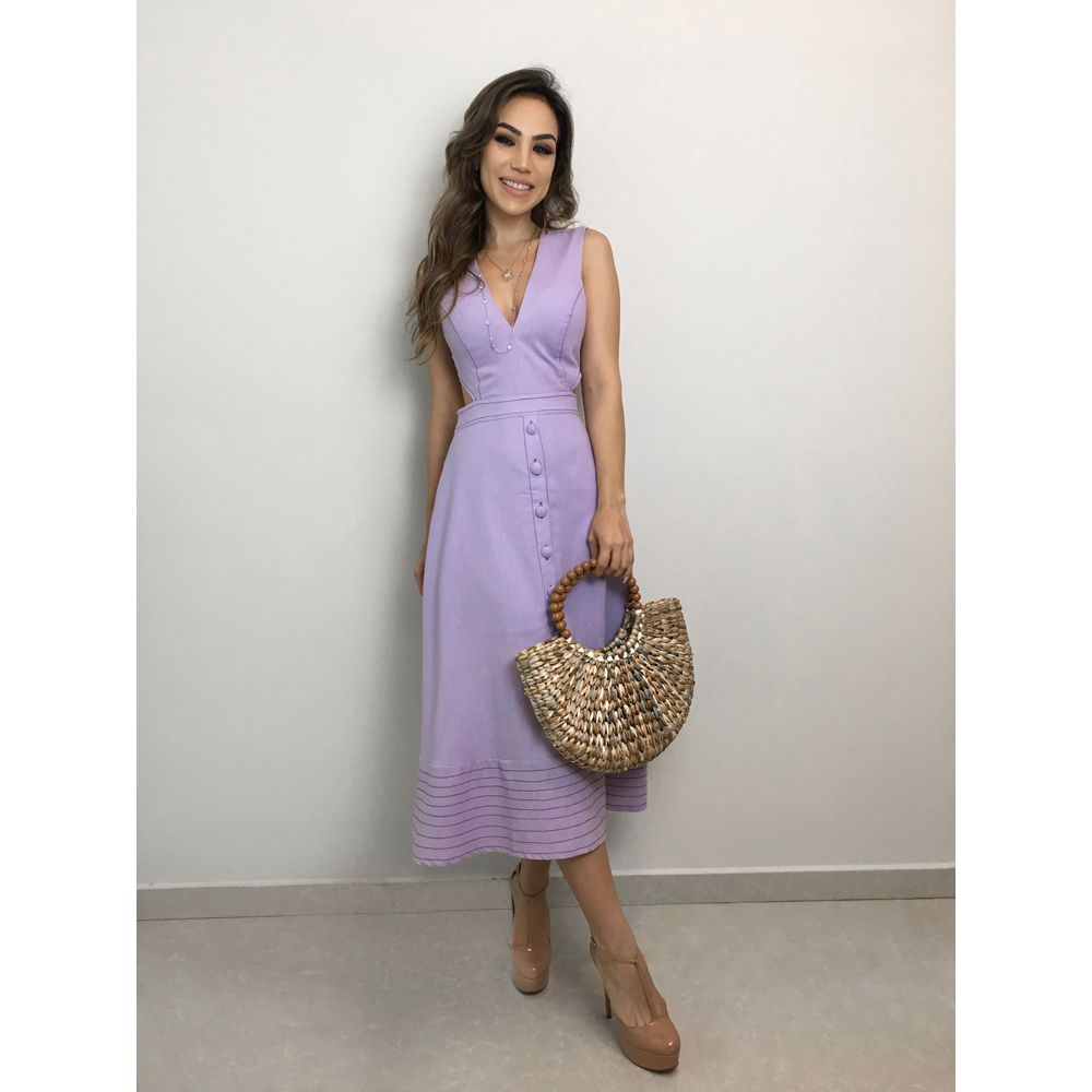 Vestido-Botoes-Shirley