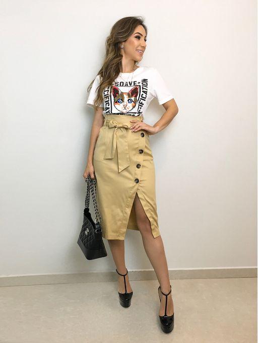 T-shirt-Gucci-Gato