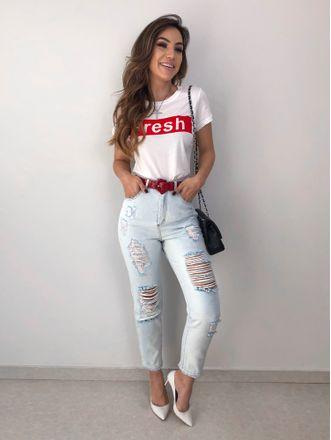 T-shirt-Fresh