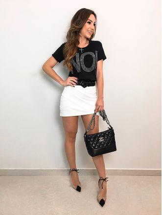 T-shirt-no-Black