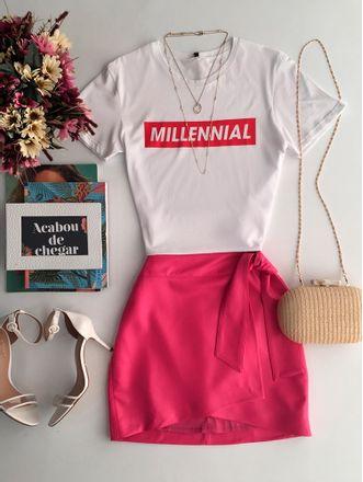 T-shirt-Millenial-Off