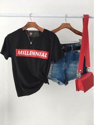 T-shirt-Millenial