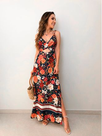 Vestido-Midi-Floral-Safira