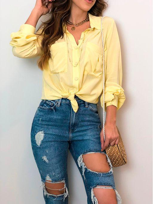Camisa-Luiza-Amarela