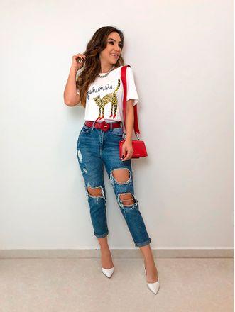 T-shirt-Fashionista