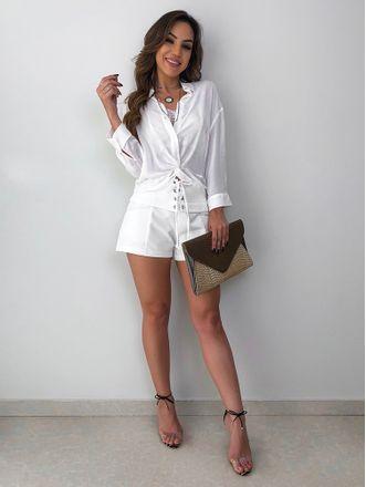 Shorts-Liso-Sandra