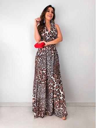 Vestido-Longo-Liso-Adrieli-Animal-Print