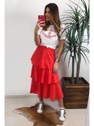 T-shirt-Madame