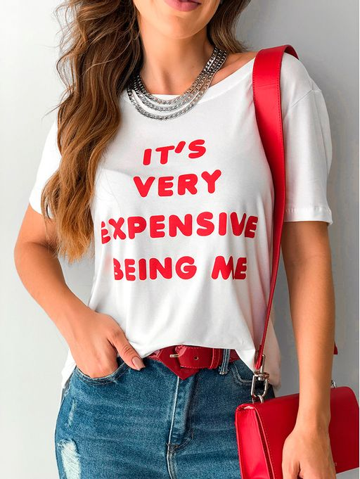 T-shirt-Expensive