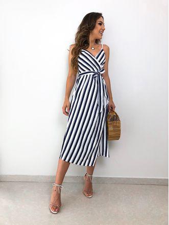 Vestido-Longo-Listras-Katia-Azul