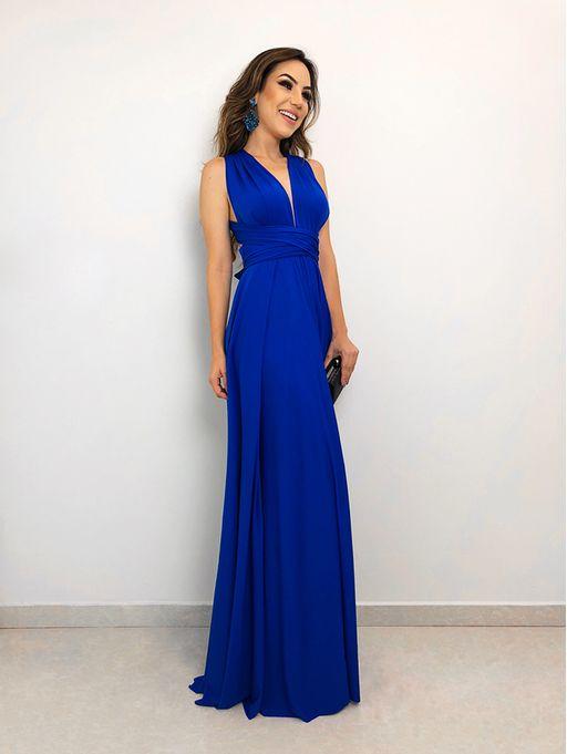 Vestido-Longo-de-Festa-Maluma-Azul-Royal