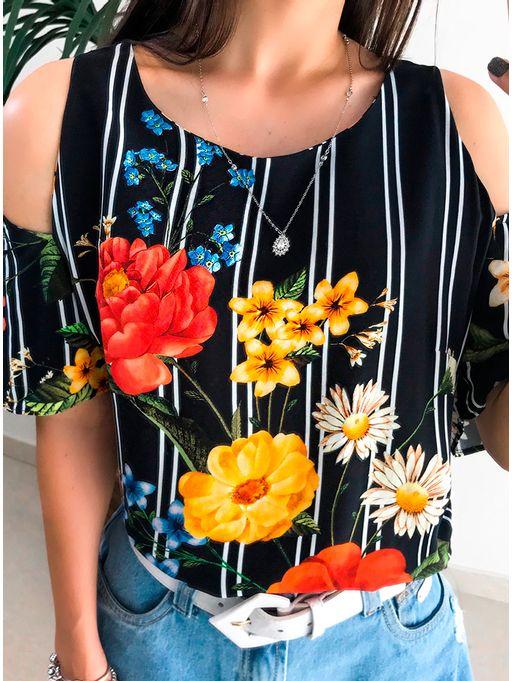 T-shirt-Florali