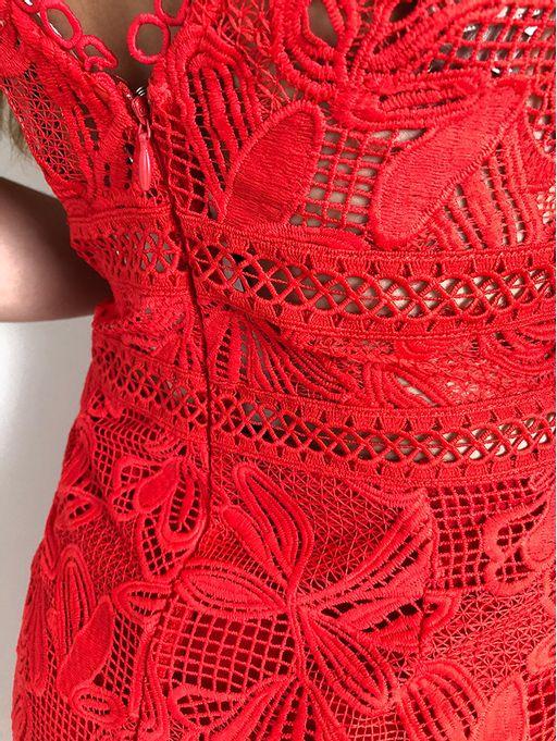 Vestido-Longo-Emanuele-Vermelho
