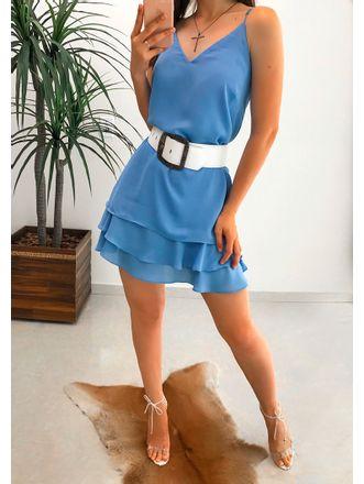Vestido-Crepe-Babados-Luma-Azul