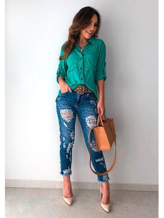 Camisa-Carla-Verde
