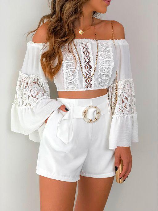Shorts-Vanilla-Off-White