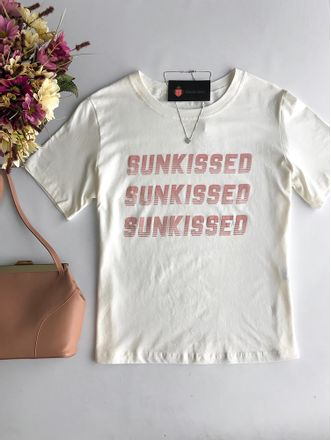 T-shirt-Sunkissed