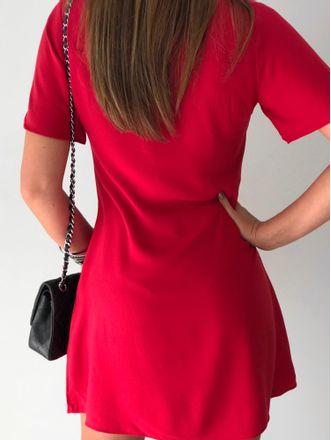 Vestido-Curto-Evase-Ana-Paula-Vermelho-