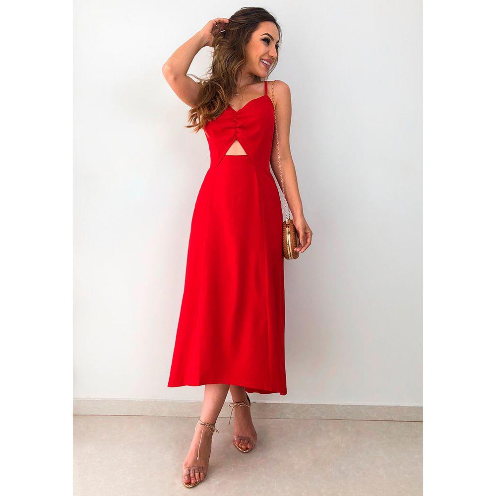 Vestido-Midi-Alessandra-Red
