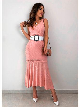 Vestido-Midi-Solange-Rose