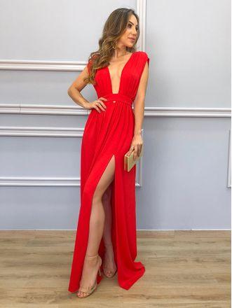 Vestido-Eternity-Vermelho
