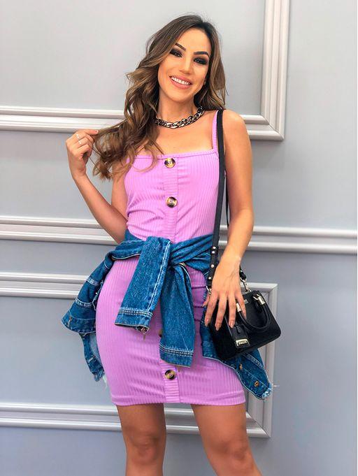 Vestido-Style-Lilas