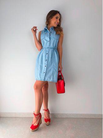 Vestido-Jeans-Talia