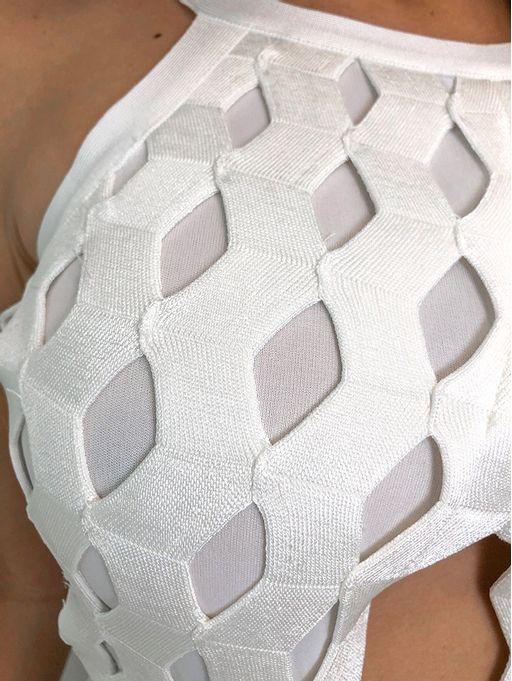 Vestido-Bandagem-Greek-Veneza-Off