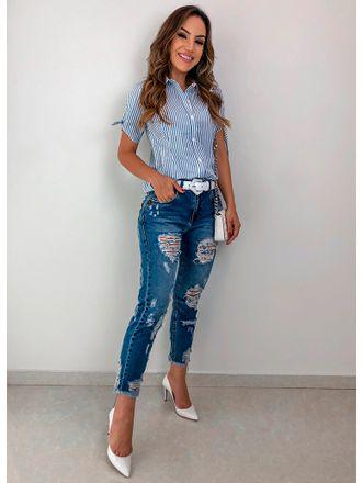 Camisa-Sara-Azul