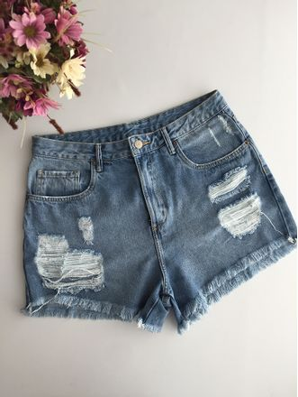 Shorts-Jeans-Fit-Puidos
