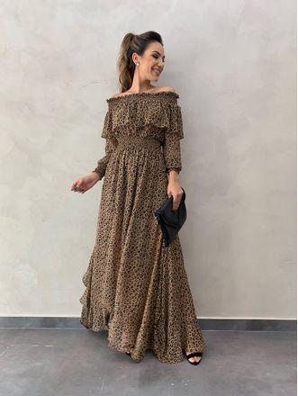 Vestido-Lastex-Gabi-Marrom