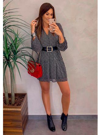Vestido-Crepe-Geometrico-Preto