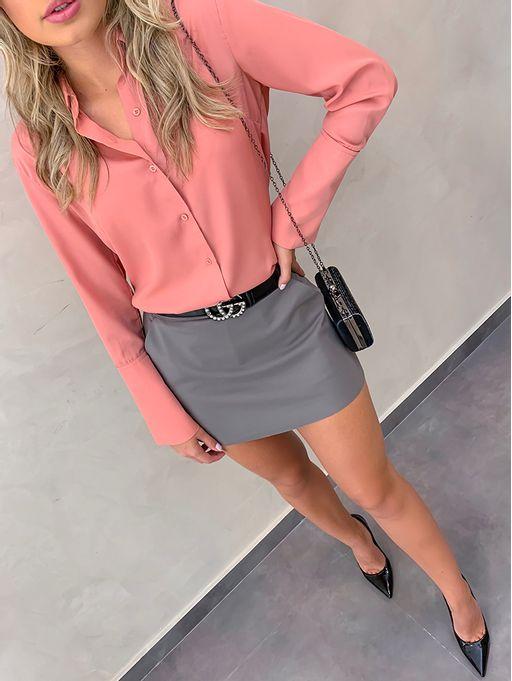 Shorts-Saia-Kauany-Cinza-