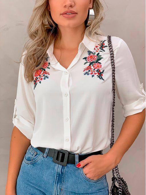 Camisa-Rosas-Maite-Off