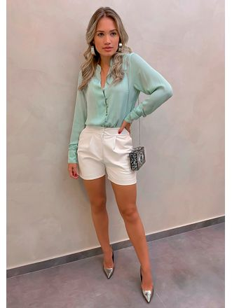 Camisa-Satin-Verde